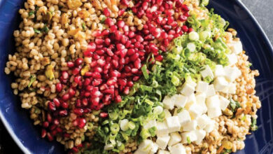 Photo of Egyptian Barley Salad