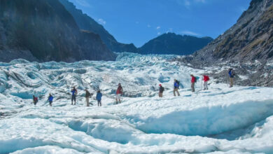 Photo of How tourists are killing off New Zealand's glaciers.